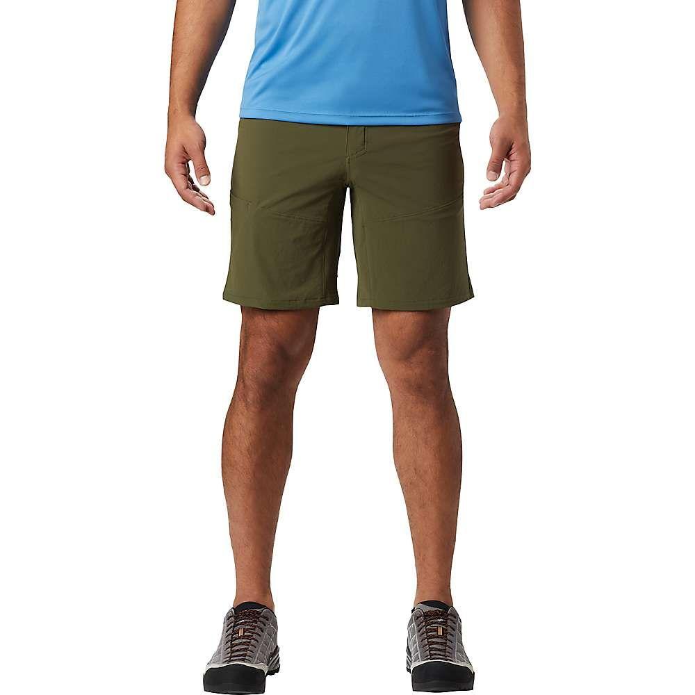 マウンテンハードウェア Mountain Hardwear メンズ ショートパンツ ボトムス・パンツ【Logan Canyon 9 Inch Short】Dark Army