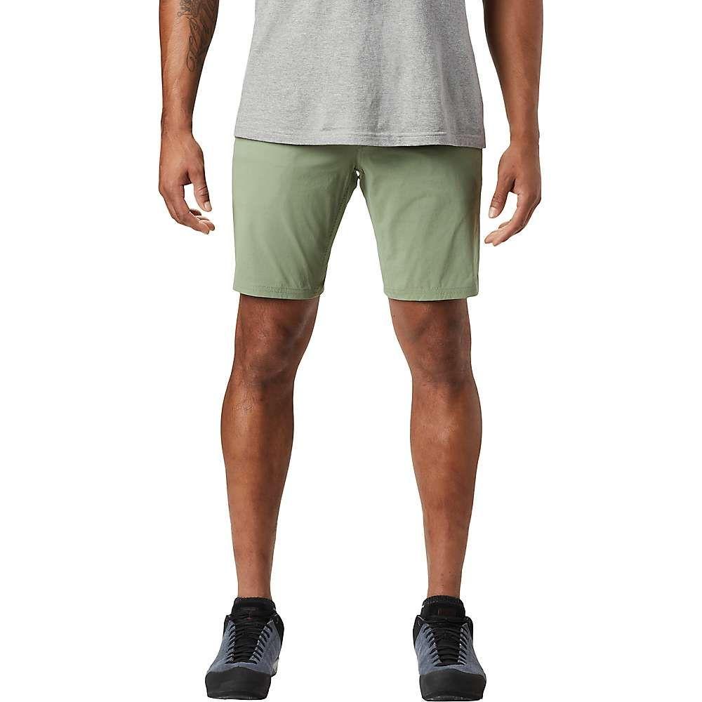 マウンテンハードウェア Mountain Hardwear メンズ ショートパンツ ボトムス・パンツ【Yucca Canyon 9 Inch Short】Field