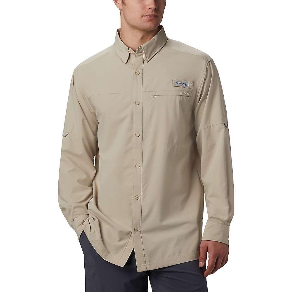 コロンビア Columbia メンズ シャツ トップス【Grander Marlin Woven LS Shirt】Fossil