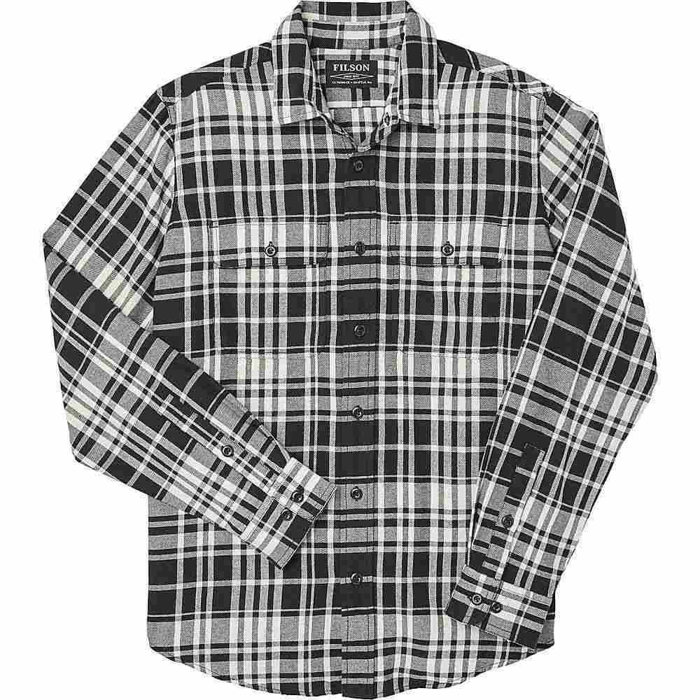 フィルソン Filson メンズ シャツ トップス【Scout Shirt】Black/Cream Plaid
