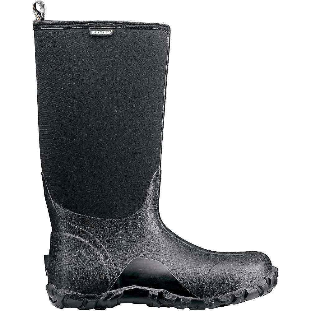 ボグス Bogs メンズ レインシューズ・長靴 シューズ・靴【Classic Tall Boot】Black