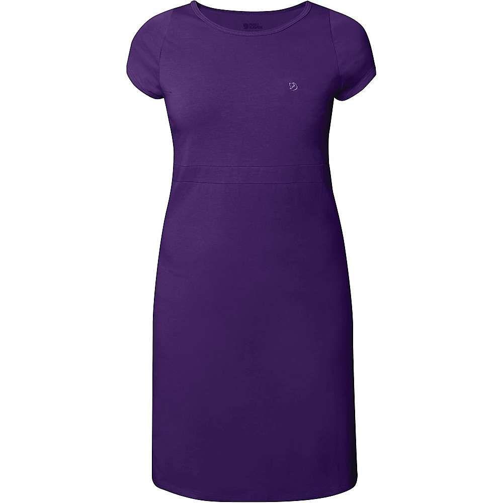 フェールラーベン Fjallraven レディース ワンピース ワンピース・ドレス【High Coast Dress】Purple