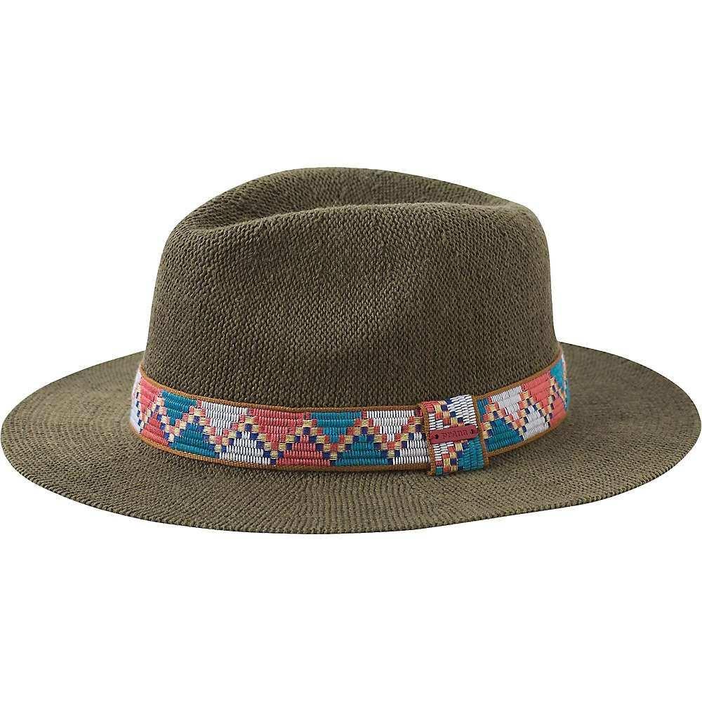プラーナ Prana レディース ハット フェドラ 帽子【Cybil Knit Fedora Hat】Green