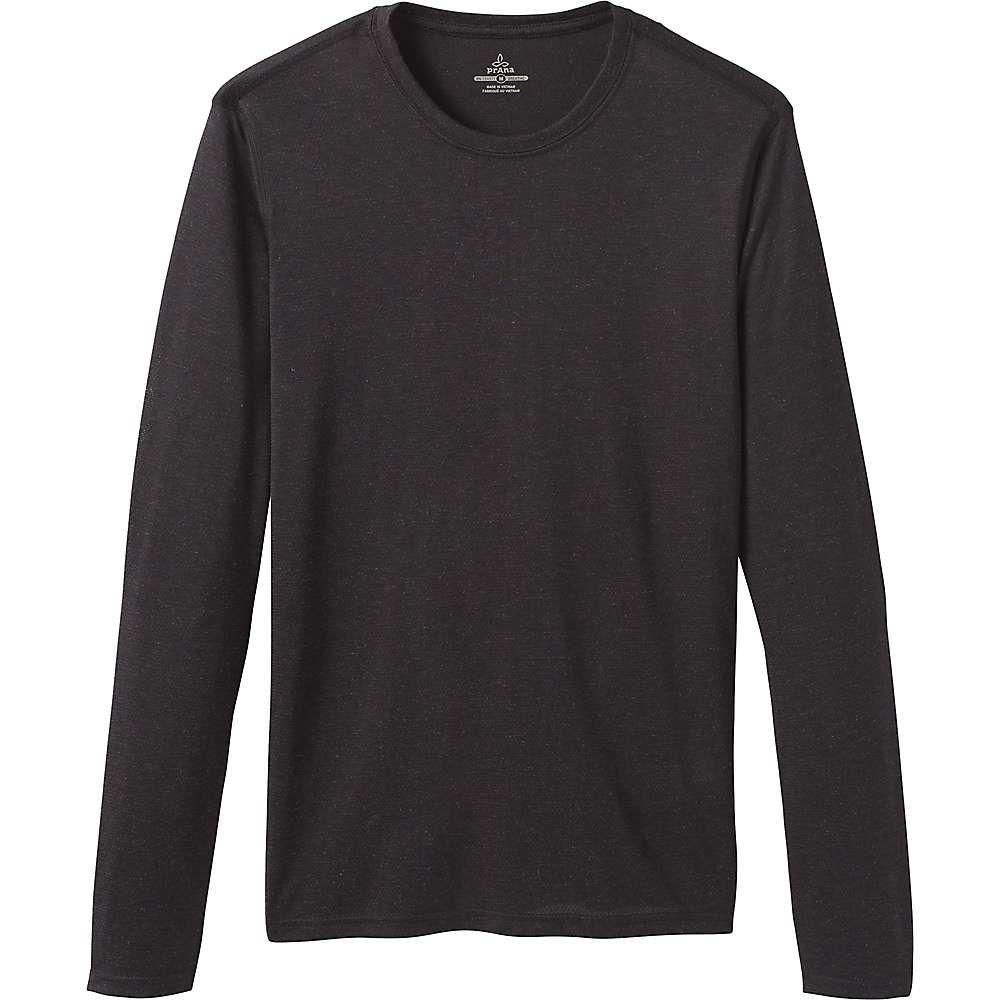 プラーナ Prana メンズ シャツ トップス【Prevailor LS Shirt】Black