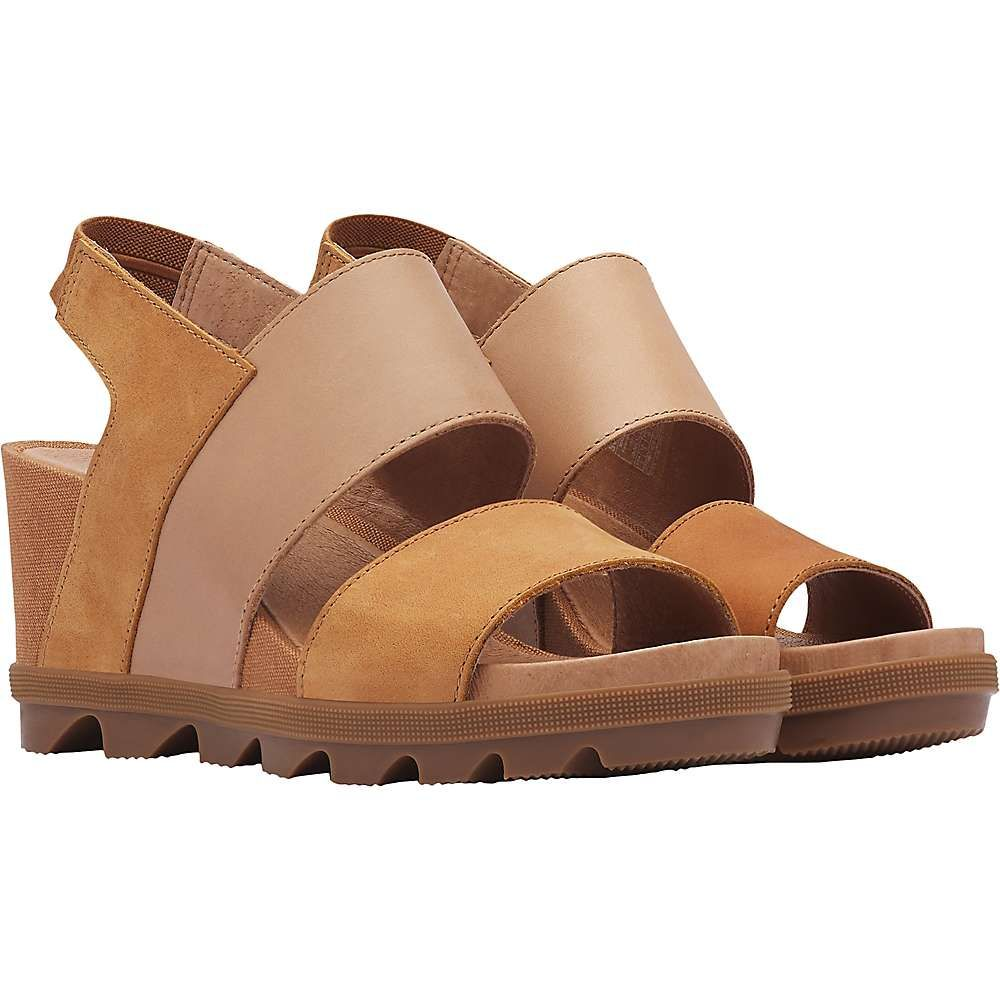 ソレル Sorel レディース サンダル・ミュール シューズ・靴【Joanie II Slingback Sandal】Camel Brown