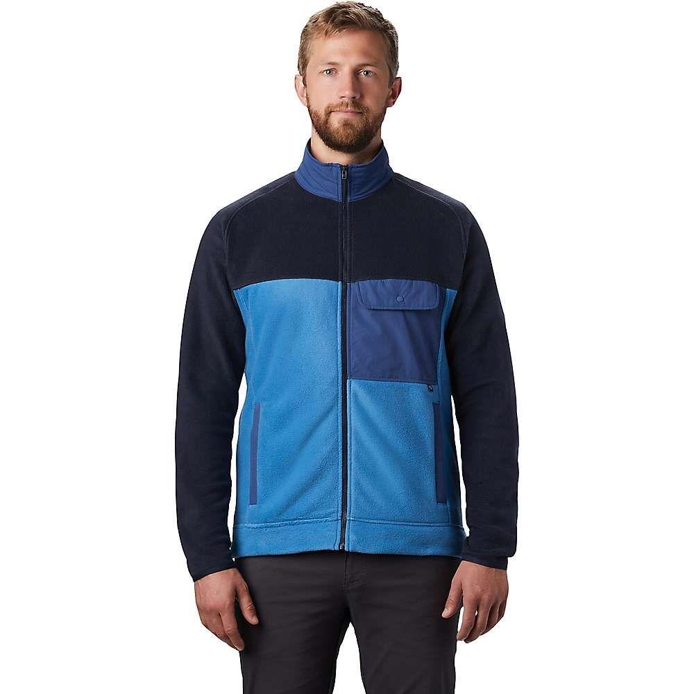 マウンテンハードウェア Mountain Hardwear メンズ フリース トップス【Unclassic Fleece Jacket】Dark Zinc
