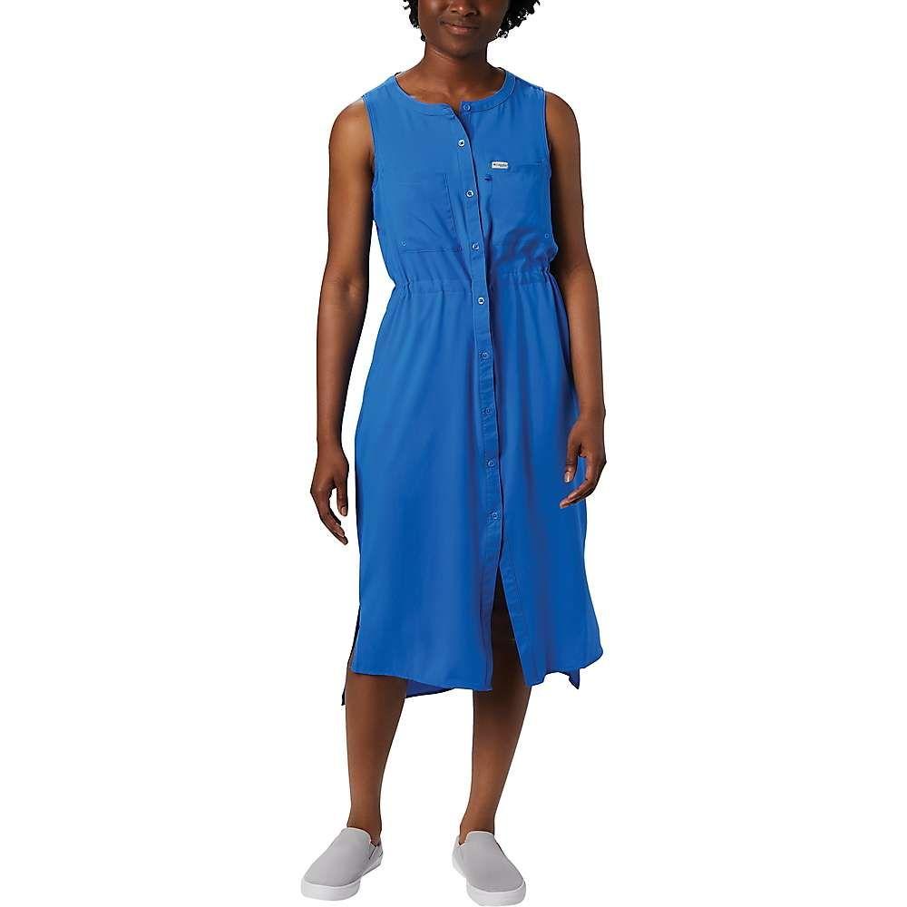 コロンビア Columbia レディース ワンピース ワンピース・ドレス【Tamiami Dress】Stormy Blue