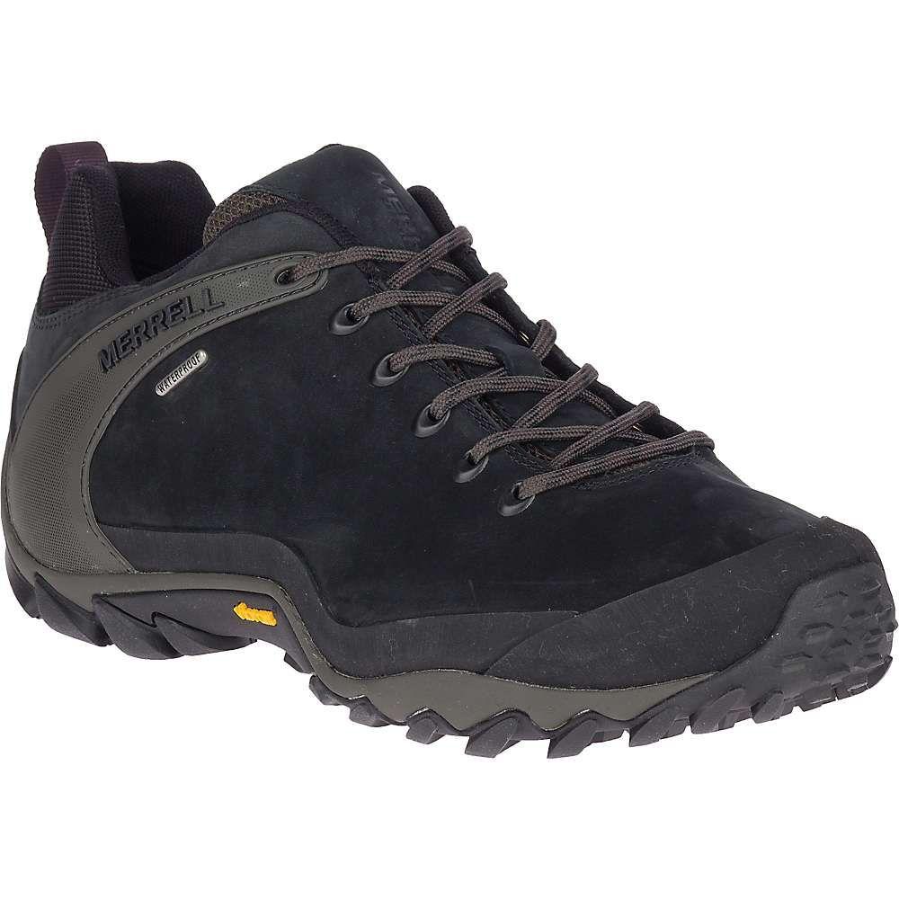 メレル Merrell メンズ ハイキング・登山 シューズ・靴【Chameleon 8 LTR Waterproof Shoe】Black