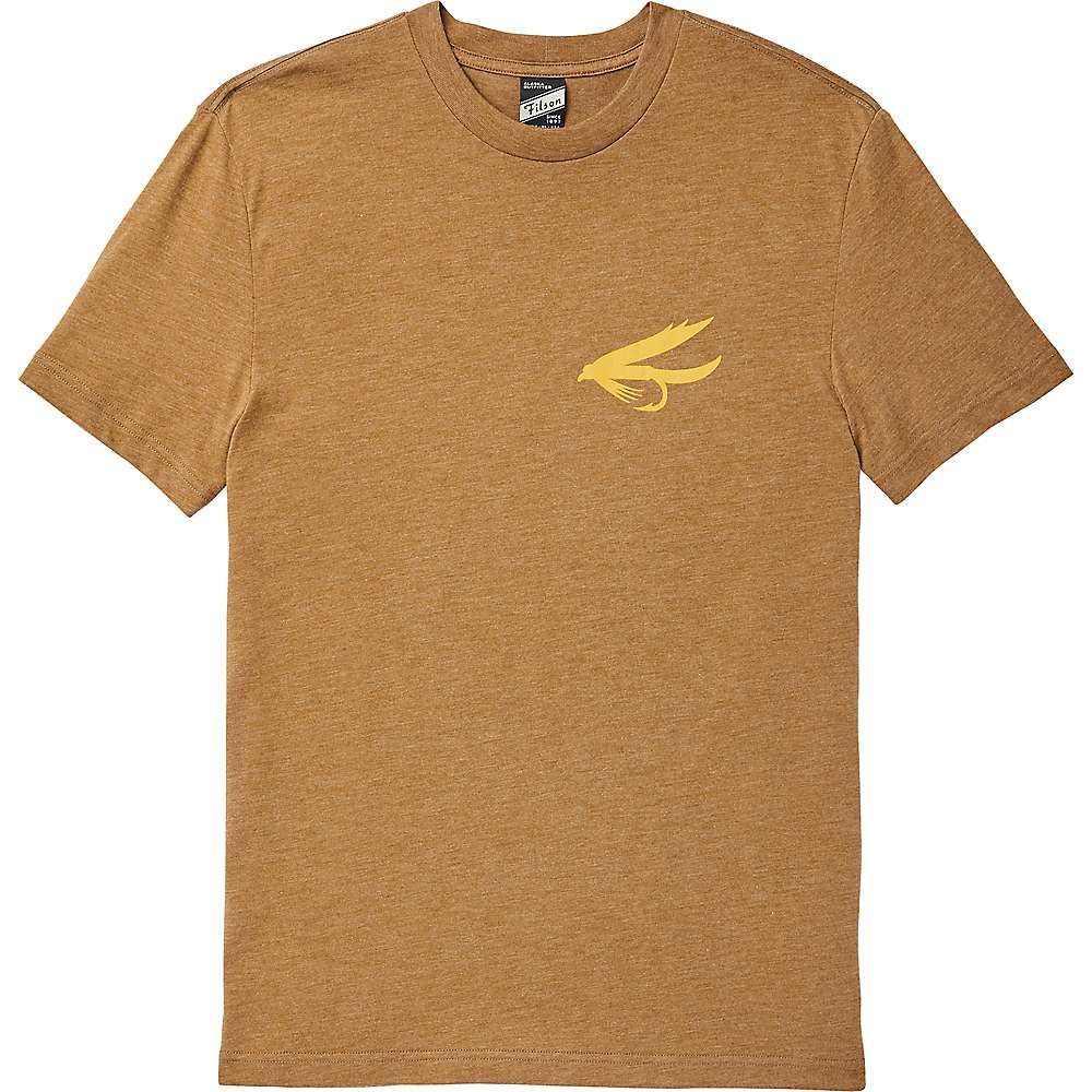 フィルソン Filson メンズ Tシャツ トップス【Buckshot T-Shirt】Olive Drab Heather