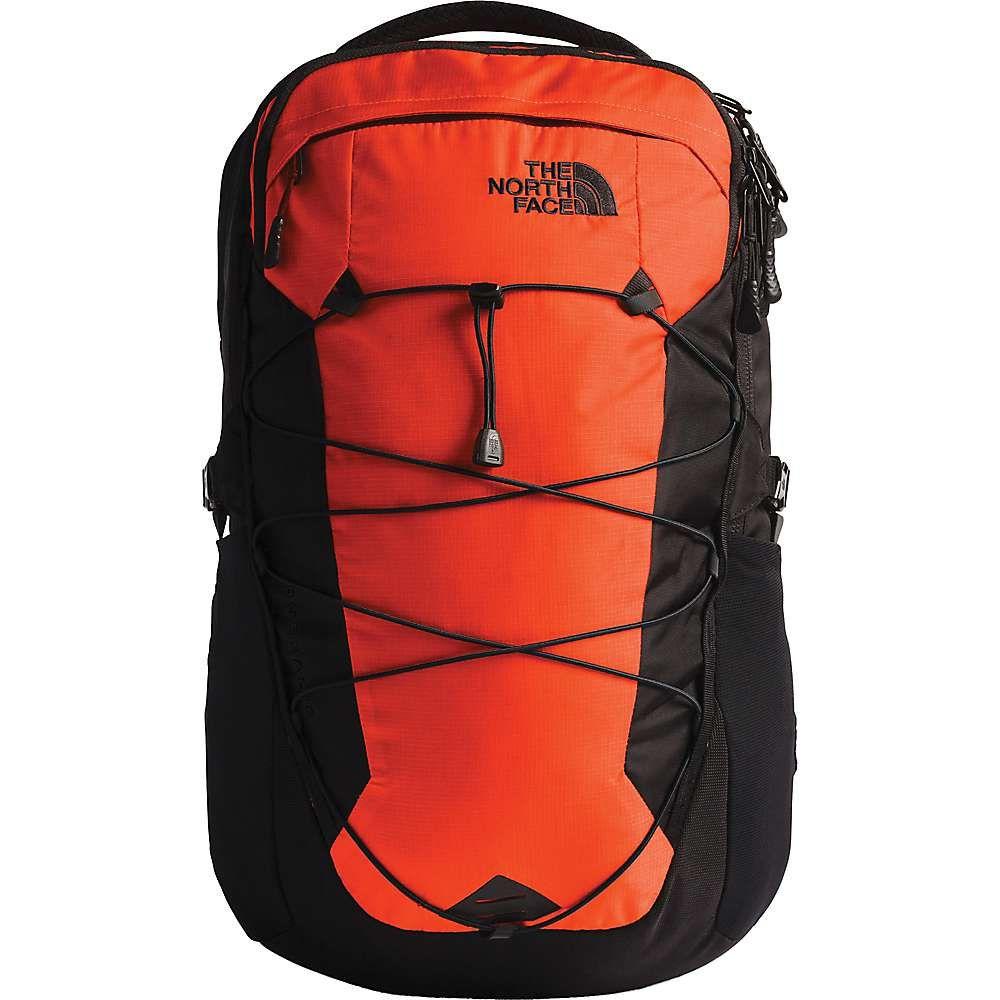 ザ ノースフェイス The North Face メンズ バックパック・リュック バッグ【Borealis Backpack】Persian Orange Ripstop/TNF Black