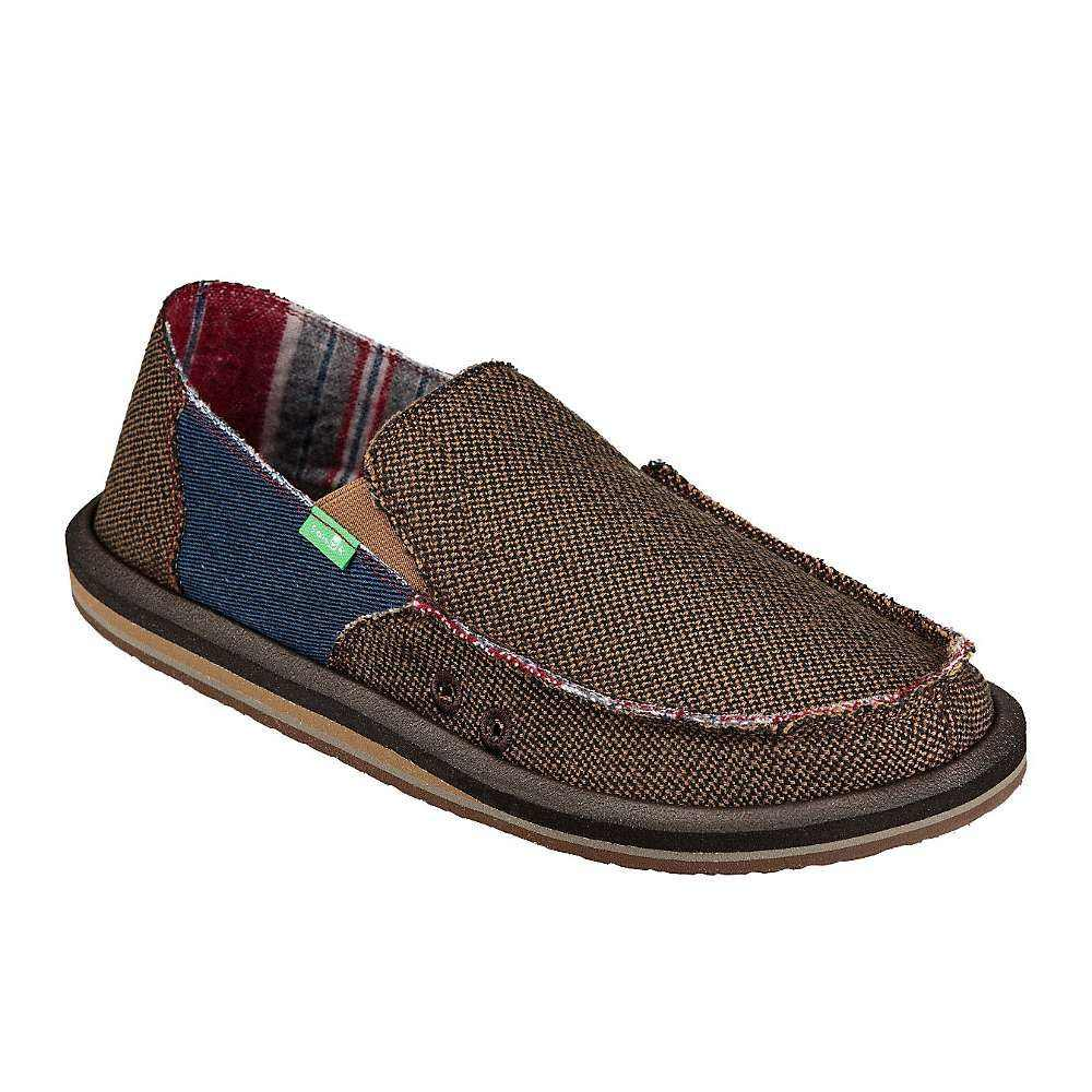 サヌーク Sanuk メンズ シューズ・靴 【Vagabond Mixer Shoe】Light Brown/Denim