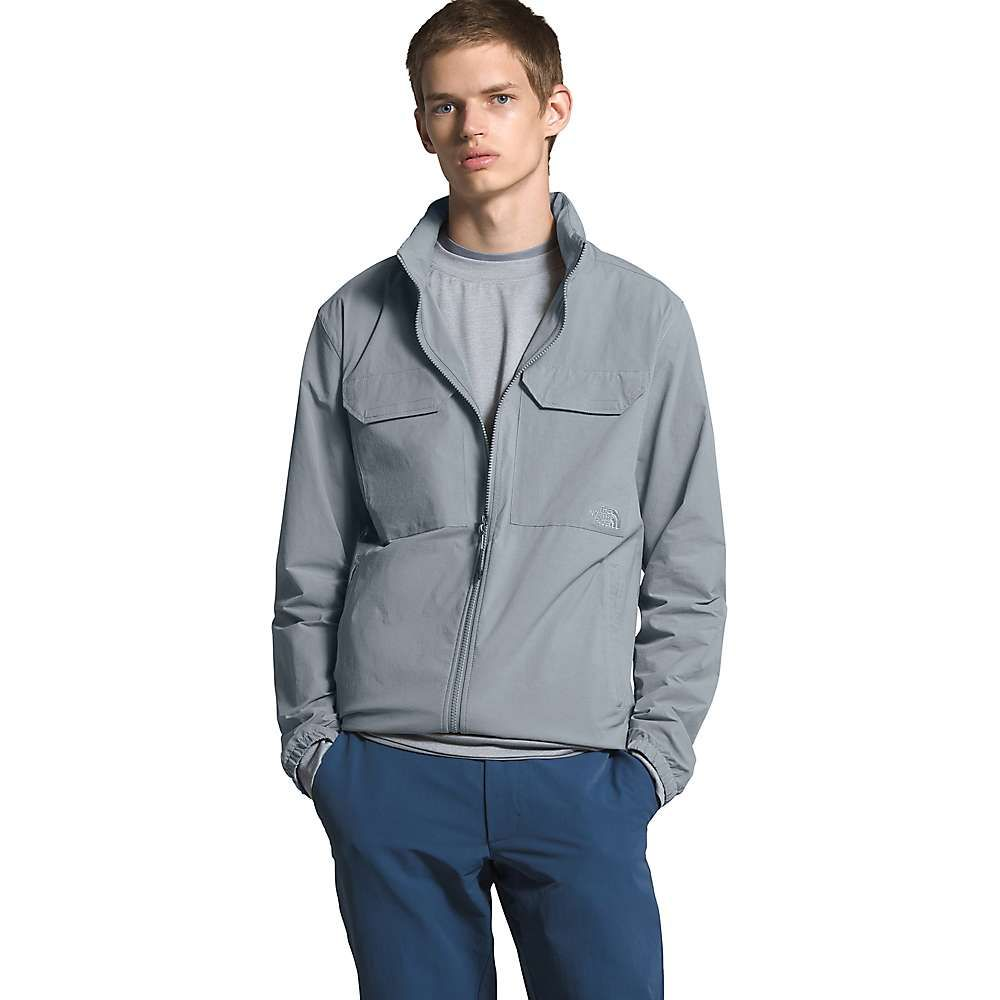 ザ ノースフェイス The North Face メンズ ジャケット アウター【Temescal Travel Jacket】Mid Grey