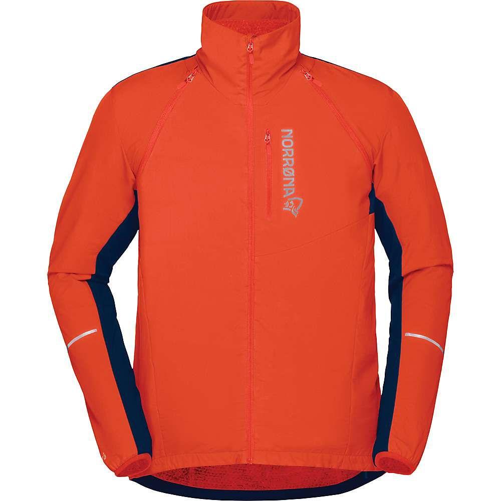 ノローナ Norrona メンズ ジャケット アウター【Fjora Convertible Alpha60 Jacket】Pureed Pumpkin