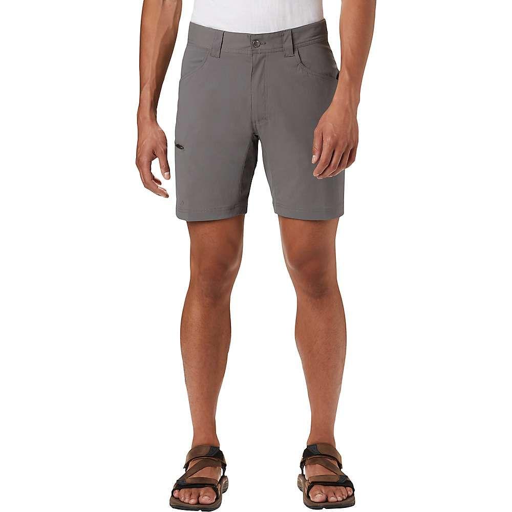 コロンビア Columbia メンズ ショートパンツ ボトムス・パンツ【Silver Ridge II Stretch Short】City Grey