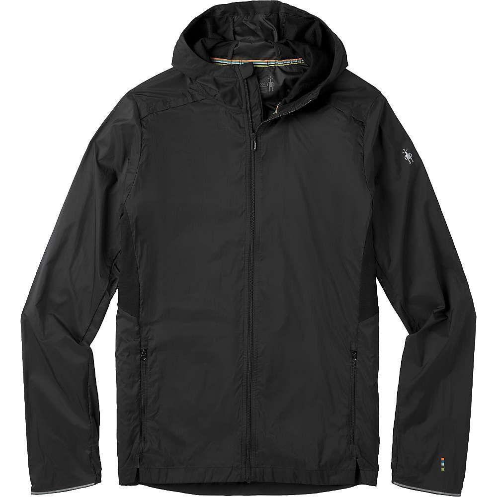 スマートウール Smartwool メンズ ジャケット アウター【Merino Sport Ultra Light Hoodie】Black