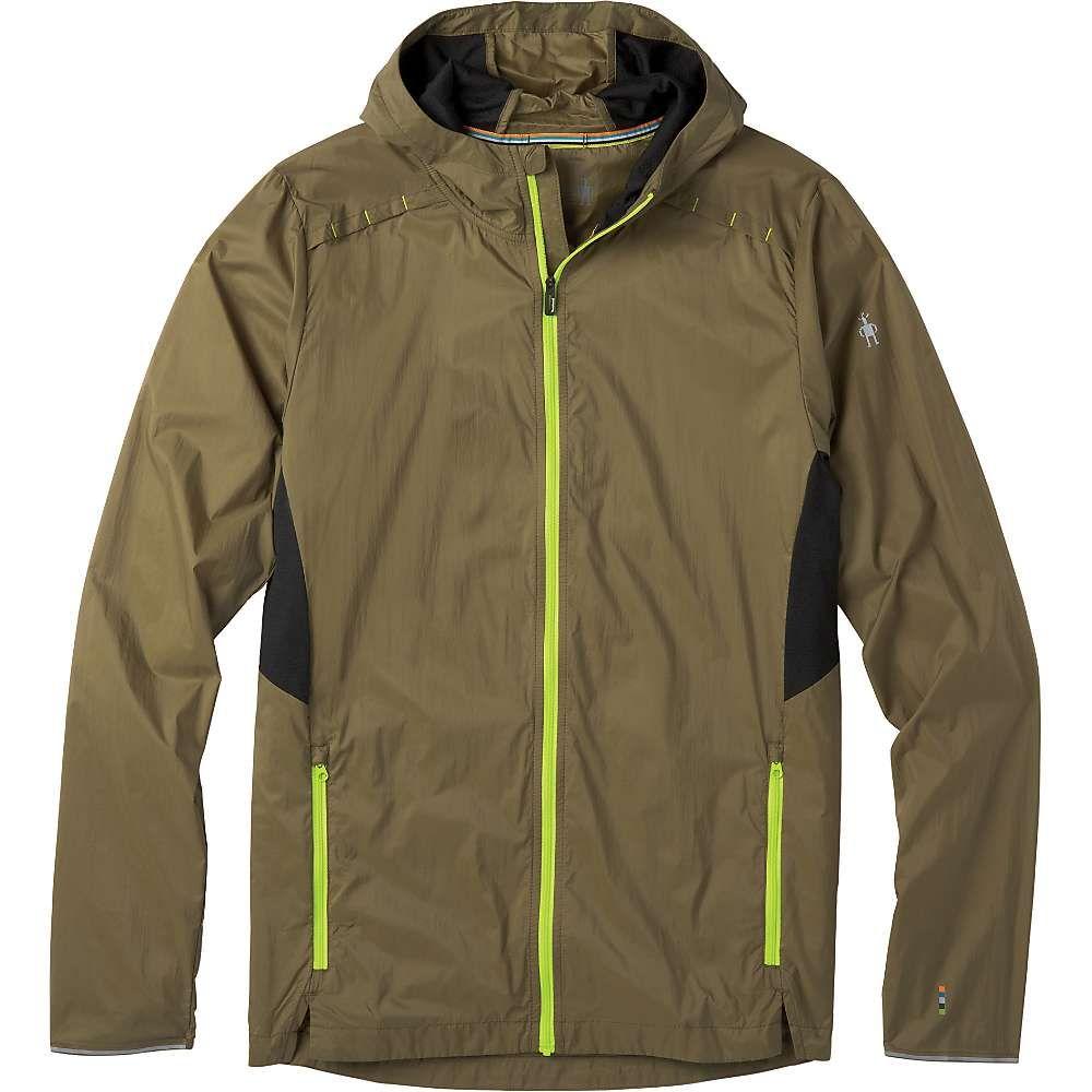 スマートウール Smartwool メンズ ジャケット アウター【Merino Sport Ultra Light Hoodie】Military Olive