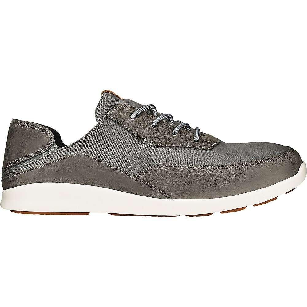オルカイ OluKai メンズ シューズ・靴 【Olukai Kihi Shoe】Charcoal/Charcoal