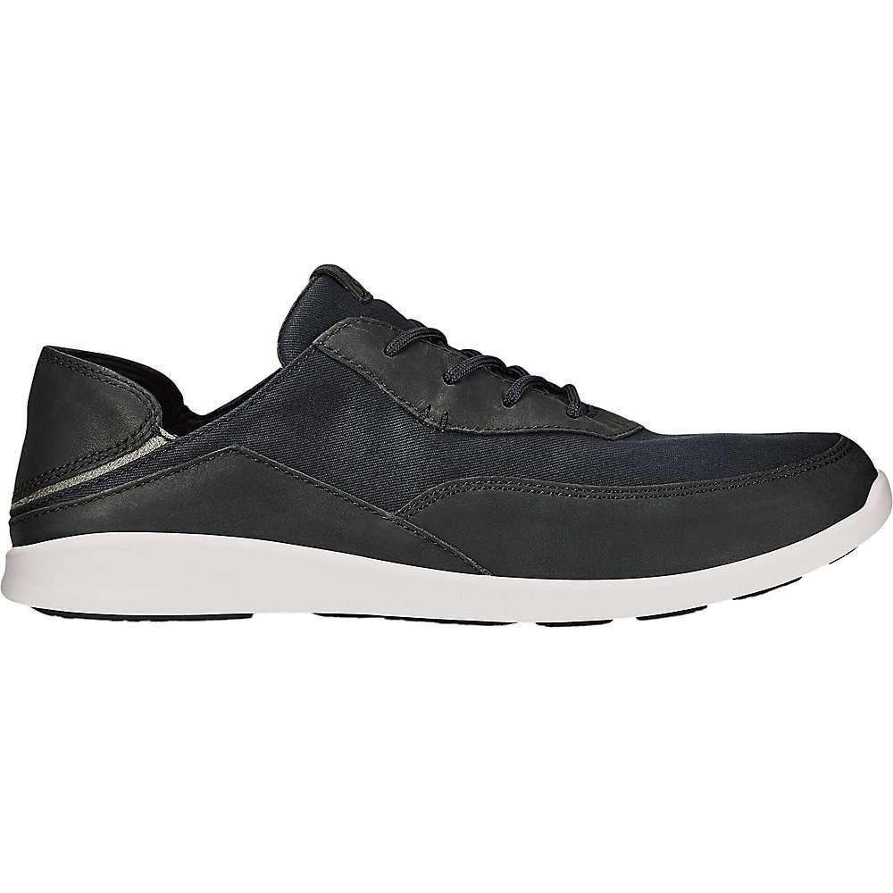 オルカイ OluKai メンズ シューズ・靴 【Olukai Kihi Shoe】Lava Rock/Lava Rock