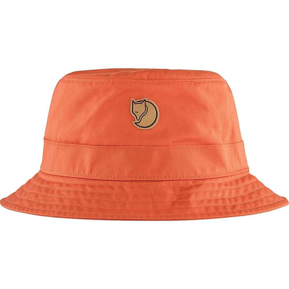 フェールラーベン Fjallraven メンズ 帽子 【Kiruna Hat】Rowan Red