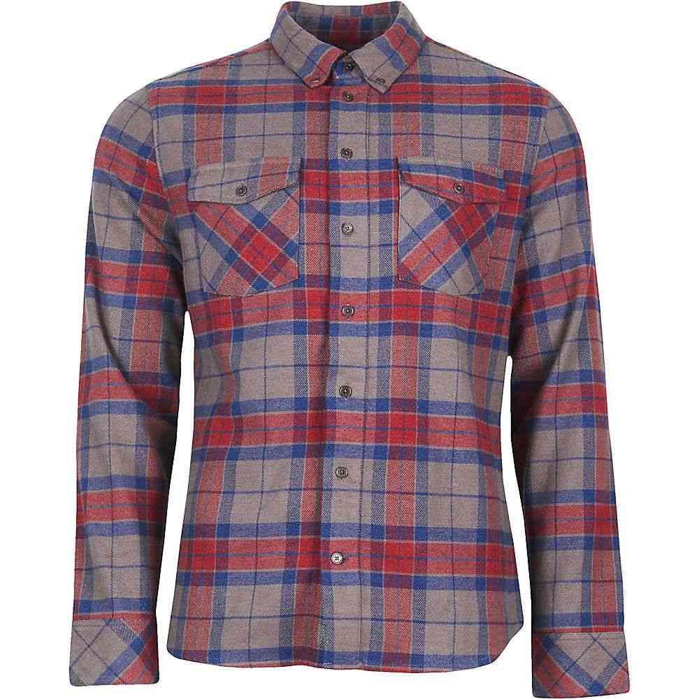 ユナイテッドバイブルー United By Blue メンズ シャツ フランネルシャツ トップス【Bridger Flannel Button Down Shirt】Red