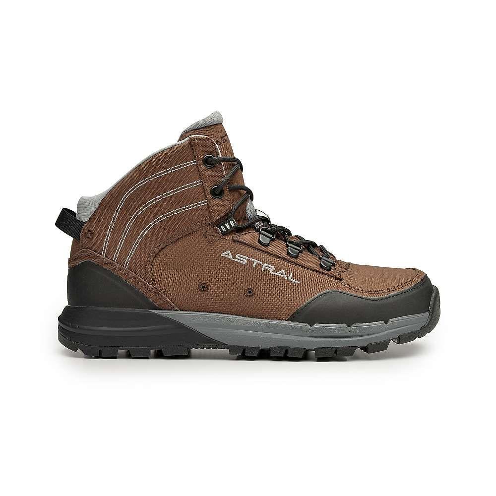 アストラル Astral メンズ ハイキング・登山 シューズ・靴【TR1 Merge Shoe】Hickory Brown
