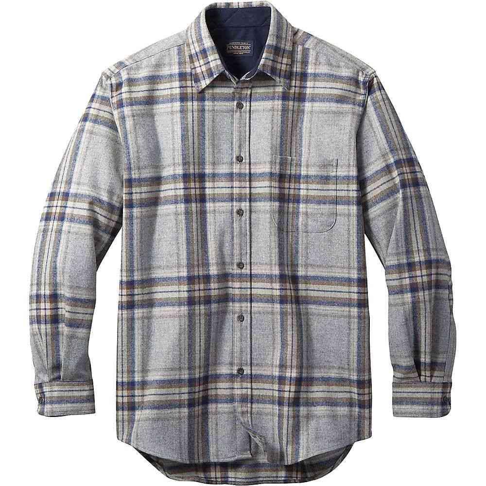 ペンドルトン Pendleton メンズ シャツ トップス【Long Sleeve Lodge Shirt】Grey/Blue Multi