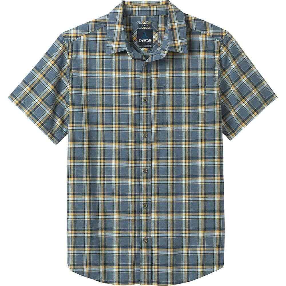 プラーナ Prana メンズ トップス 【Bryner Shirt - Slim】Nickel