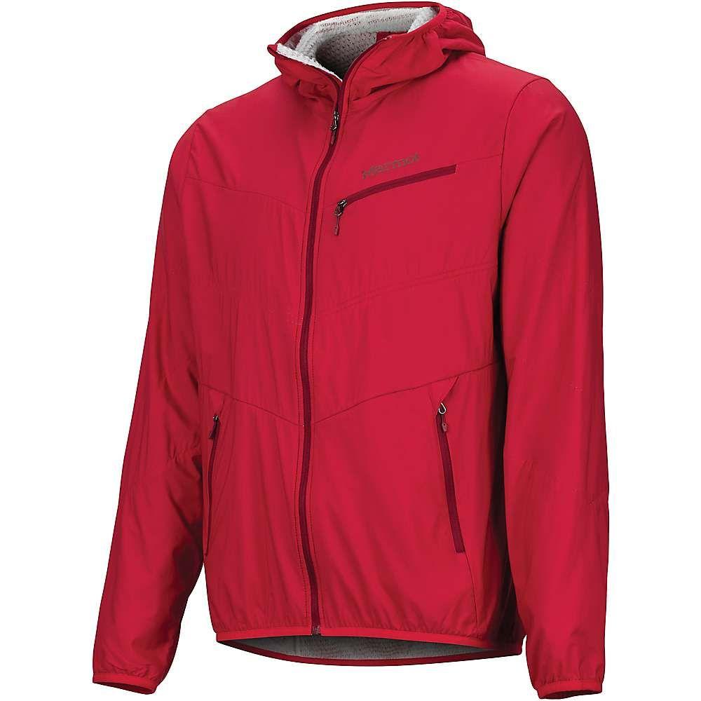 マーモット Marmot メンズ ジャケット アウター【Alpha 60 Jacket】Team Red