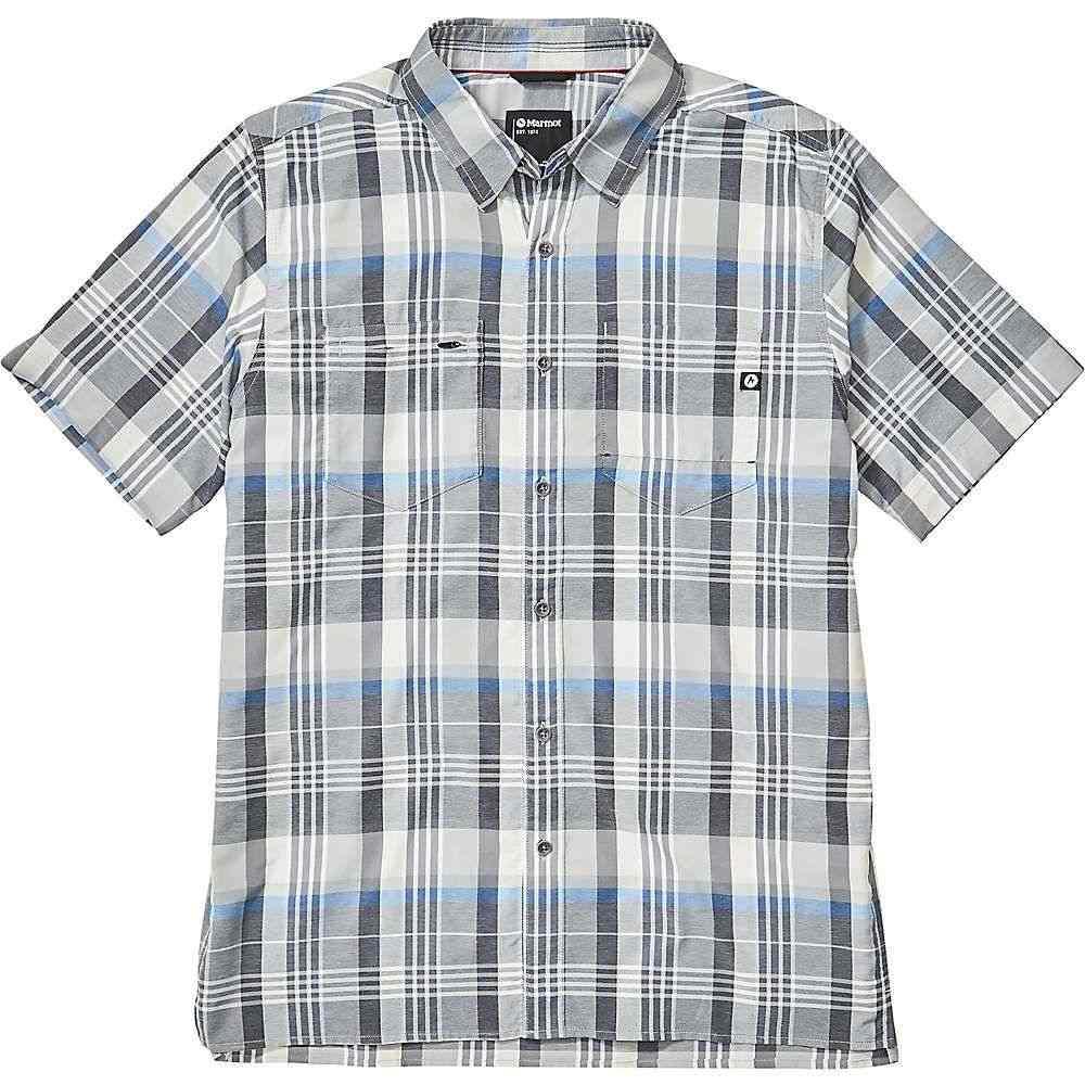 マーモット Marmot メンズ ハイキング・登山 半袖シャツ トップス【Innesdale SS Shirt】Sleet