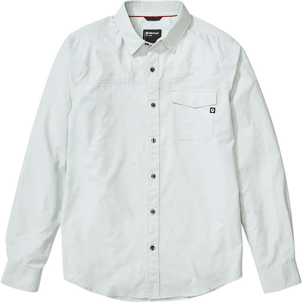 マーモット Marmot メンズ ハイキング・登山 シャツ トップス【Tumalo LS Shirt】Crushed Mint