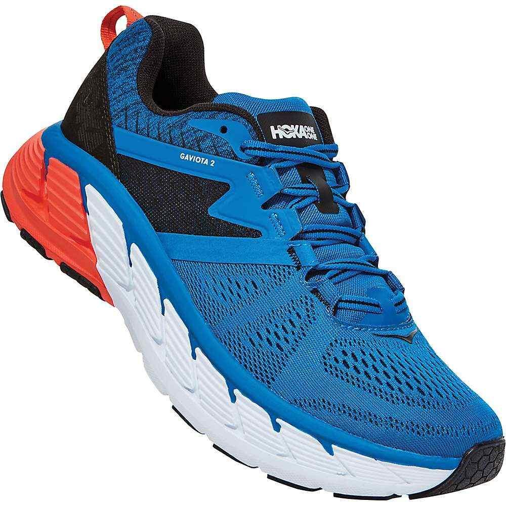 ホカ オネオネ Hoka One One メンズ ハイキング・登山 シューズ・靴【Gaviota 2 Shoe】Imperial Blue/Anthracite