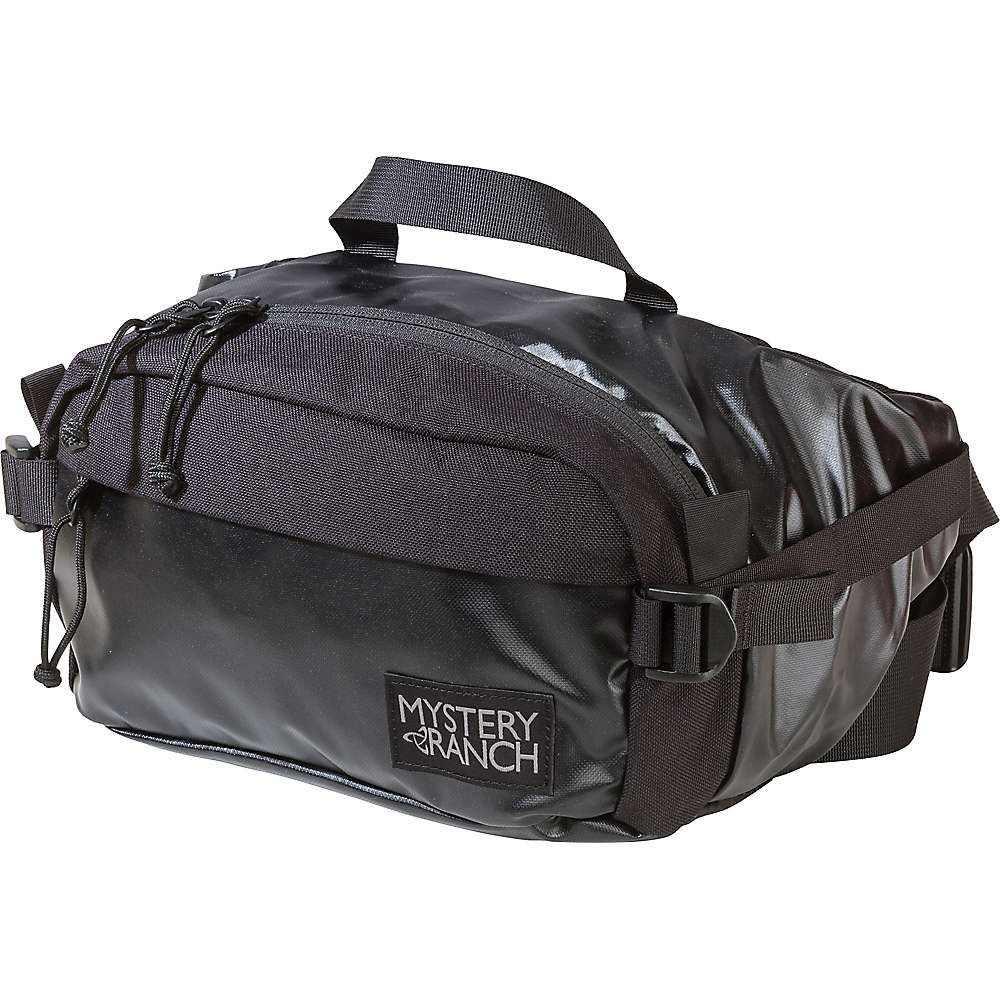 ミステリーランチ Mystery Ranch メンズ ボディバッグ・ウエストポーチ バッグ【Full Moon Bag】Black TPU