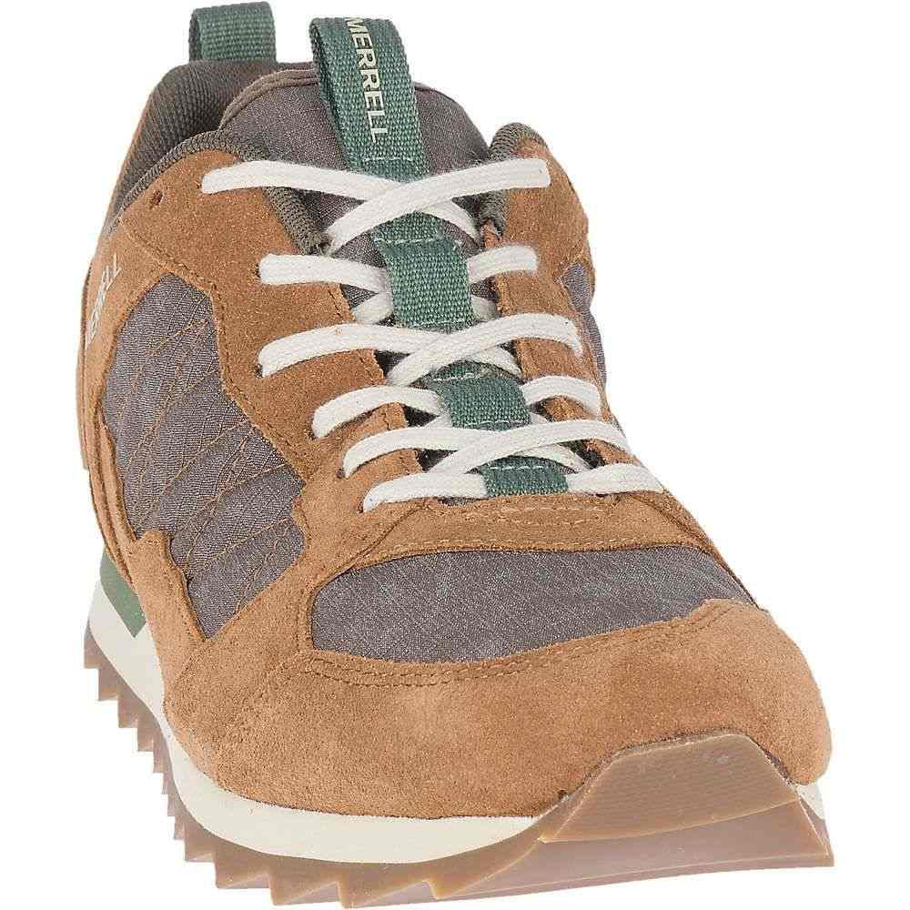 メレル Merrell メンズ スニーカー シューズ・靴【Alpine Sneaker Shoe】Tobacco
