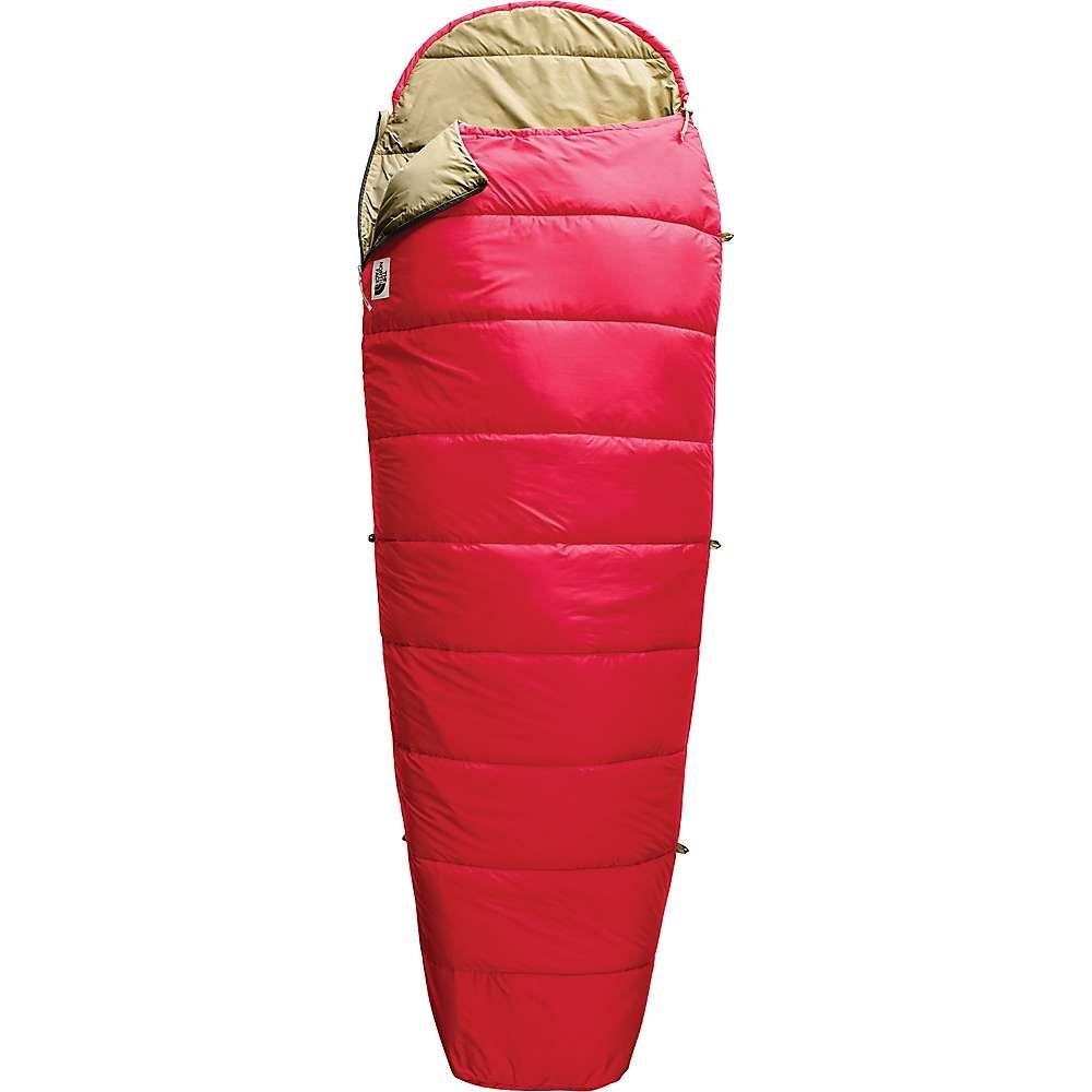 ザ ノースフェイス The North Face メンズ ハイキング・登山 寝袋【Eco Trail Synthetic 55 Sleeping Bag】TNF Red/Hemp
