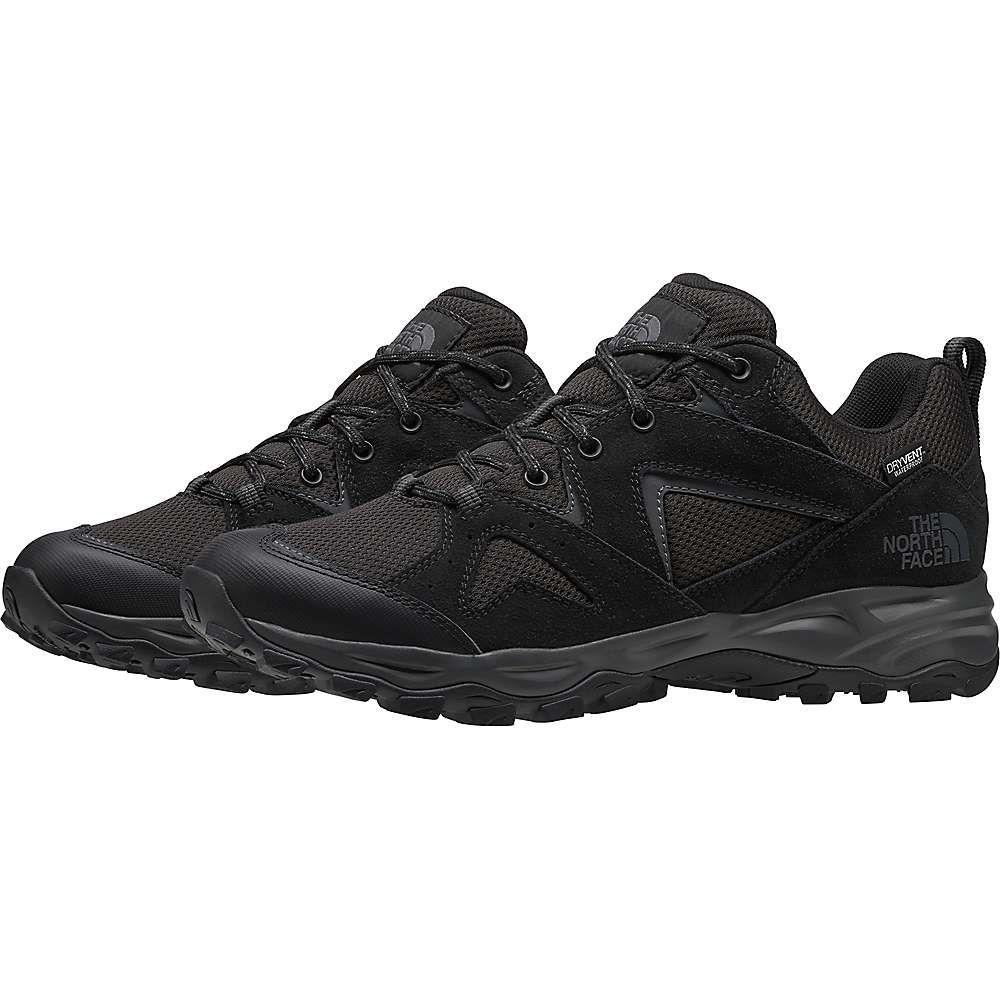 ザ ノースフェイス The North Face メンズ ハイキング・登山 シューズ・靴【Trail Edge Waterproof Shoe】TNF Black/Dark Shadow Grey