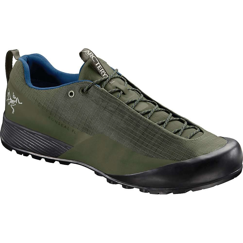 アークテリクス Arcteryx メンズ クライミング シューズ・靴【Konseal FL Shoe】Wildwood/Nomad