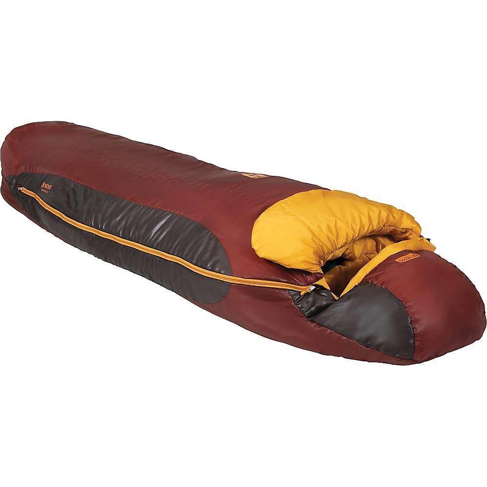 ネモ NEMO メンズ ハイキング・登山 寝袋【Tempo 50 Sleeping Bag】Harvest/Waxed Leather