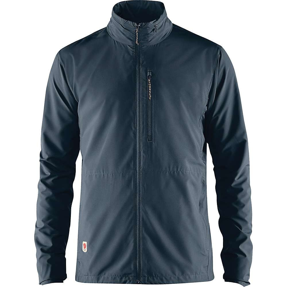 フェールラーベン Fjallraven メンズ ジャケット アウター【High Coast Lite Jacket】Navy