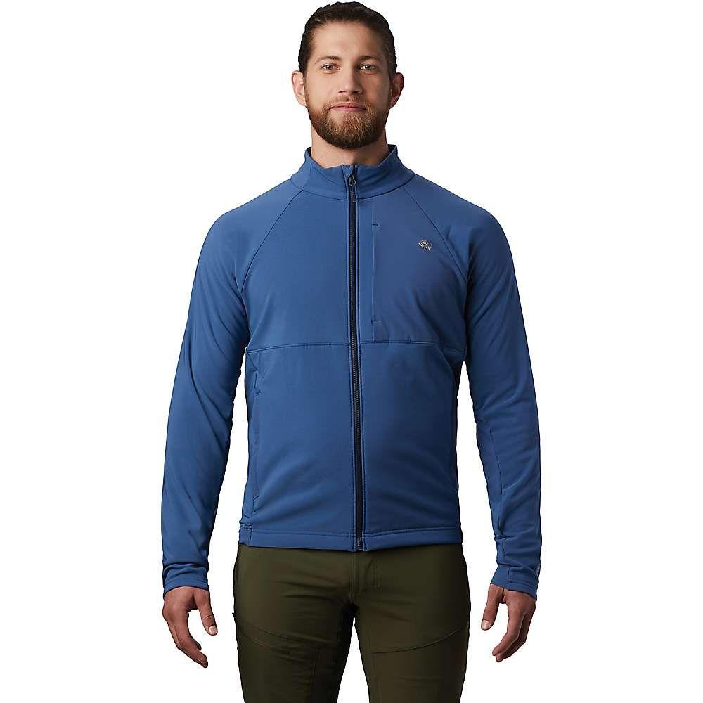 マウンテンハードウェア Mountain Hardwear メンズ ジャケット アウター【Keele Jacket】Better Blue