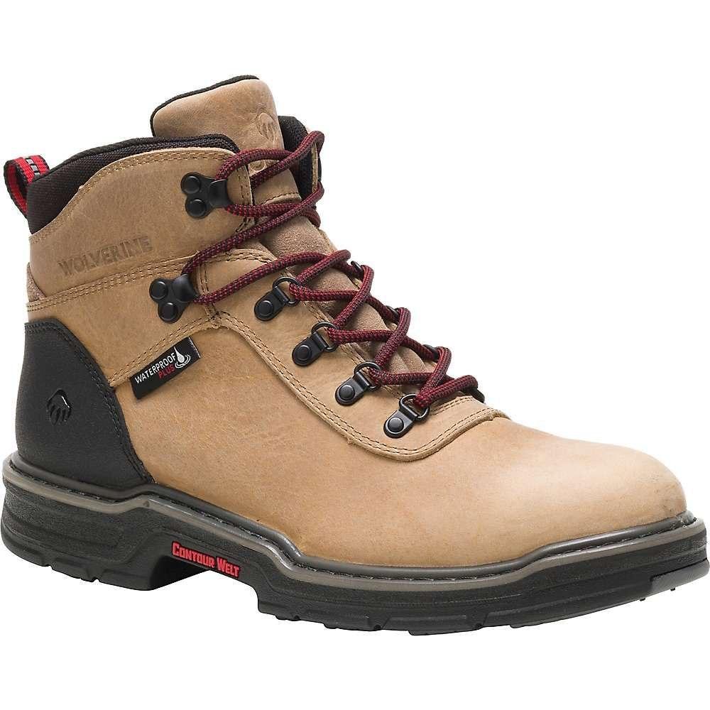 ウルヴァリン Wolverine メンズ ハイキング・登山 ブーツ シューズ・靴【Trail Flex LX Boot】Tan