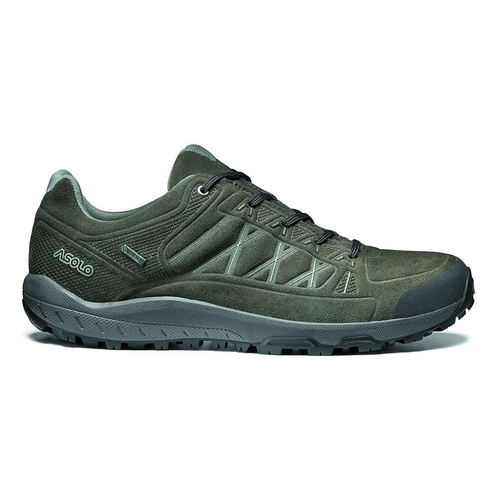 アゾロ Asolo メンズ ハイキング・登山 シューズ・靴【Grid GV Leather Shoe】Beluga