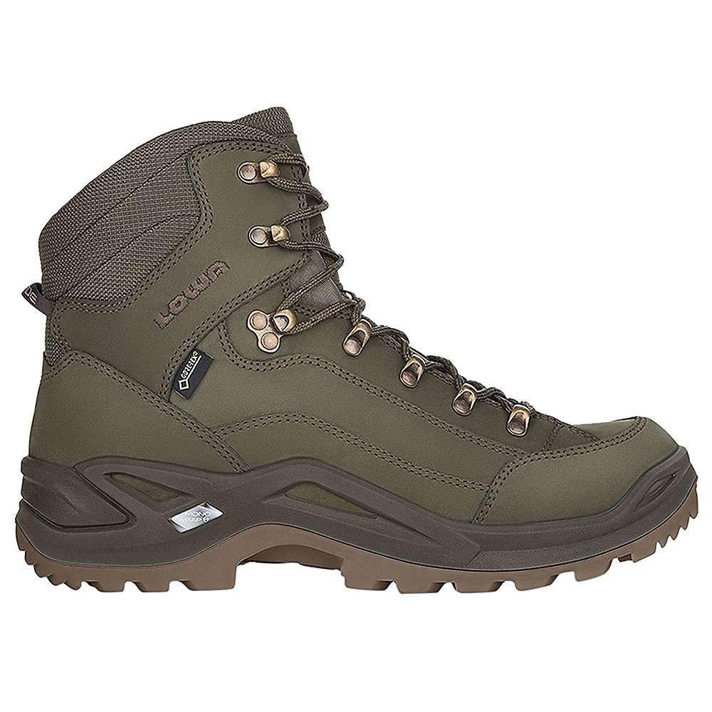 ローバー Lowa Boots メンズ ハイキング・登山 ブーツ シューズ・靴【Lowa Renegade GTX Mid Boot】Basil