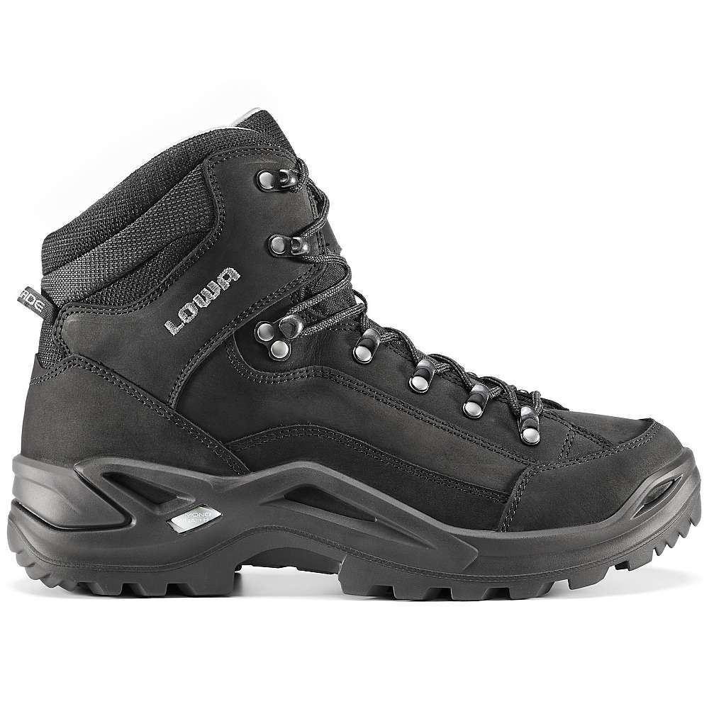 ローバー Lowa Boots メンズ ハイキング・登山 ブーツ シューズ・靴【Lowa Renegade LL Mid Boot】Black