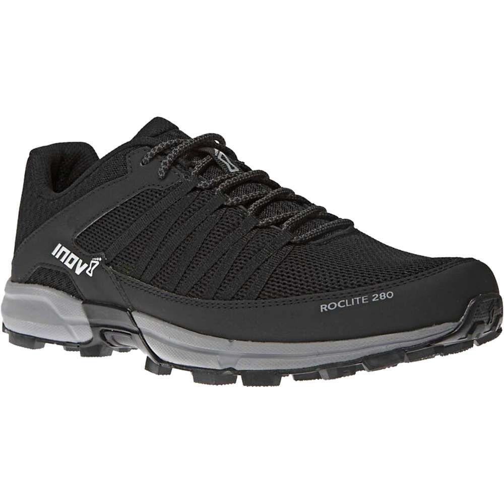 イノヴェイト Inov8 メンズ ランニング・ウォーキング シューズ・靴【Inov 8 Roclite 280 Shoe】Black/Grey