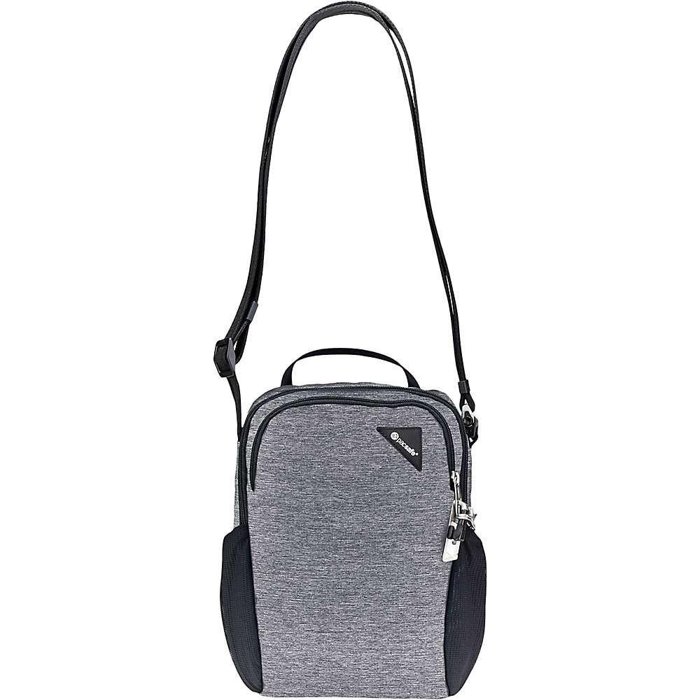 パックセーフ Pacsafe ユニセックス バッグ 【Pacasfe Vibe 200 Anti-Theft Compact Travel Bag】Granite Melange