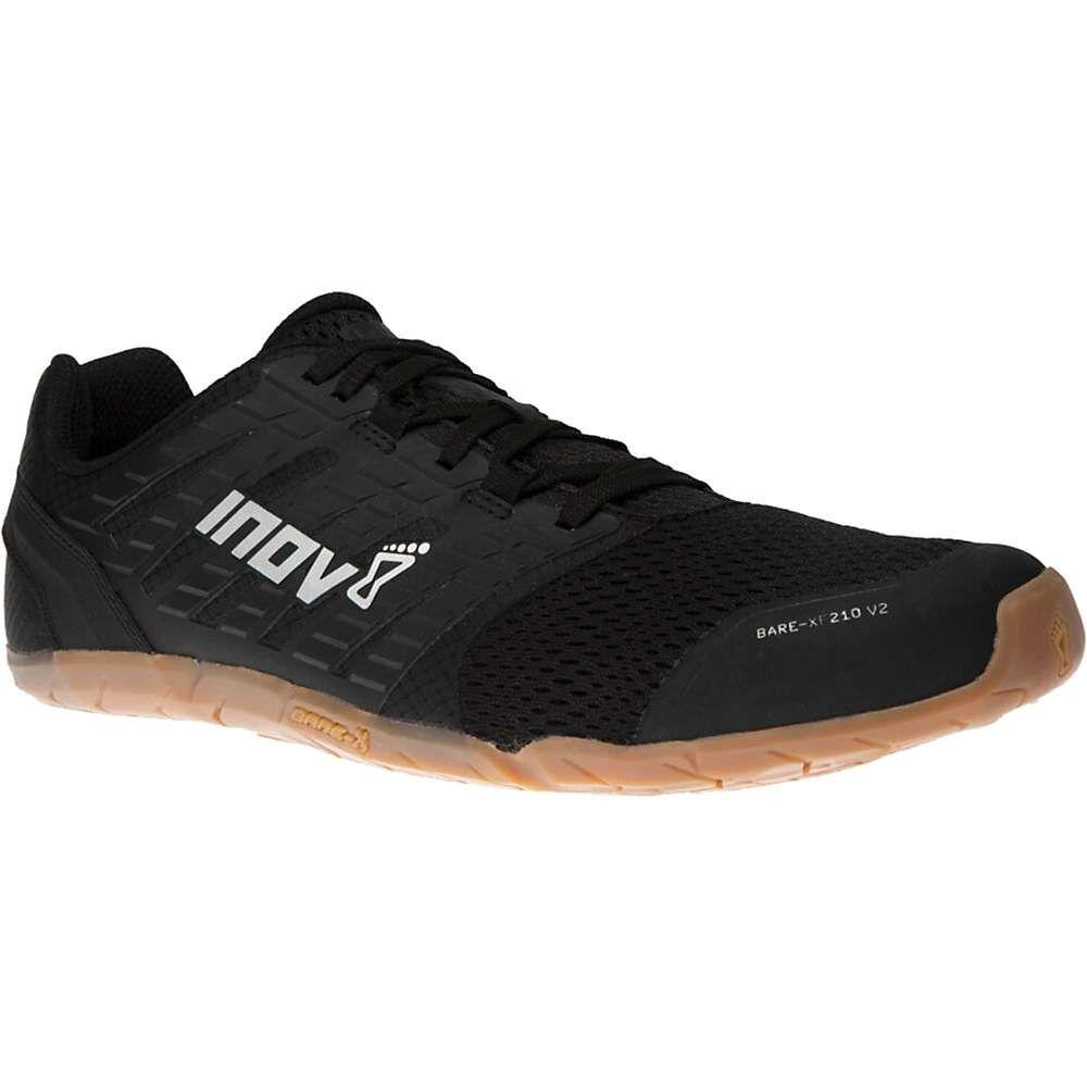 イノヴェイト Inov8 メンズ ランニング・ウォーキング シューズ・靴【Bare-XF 210 V2 Shoe】Black/Gum