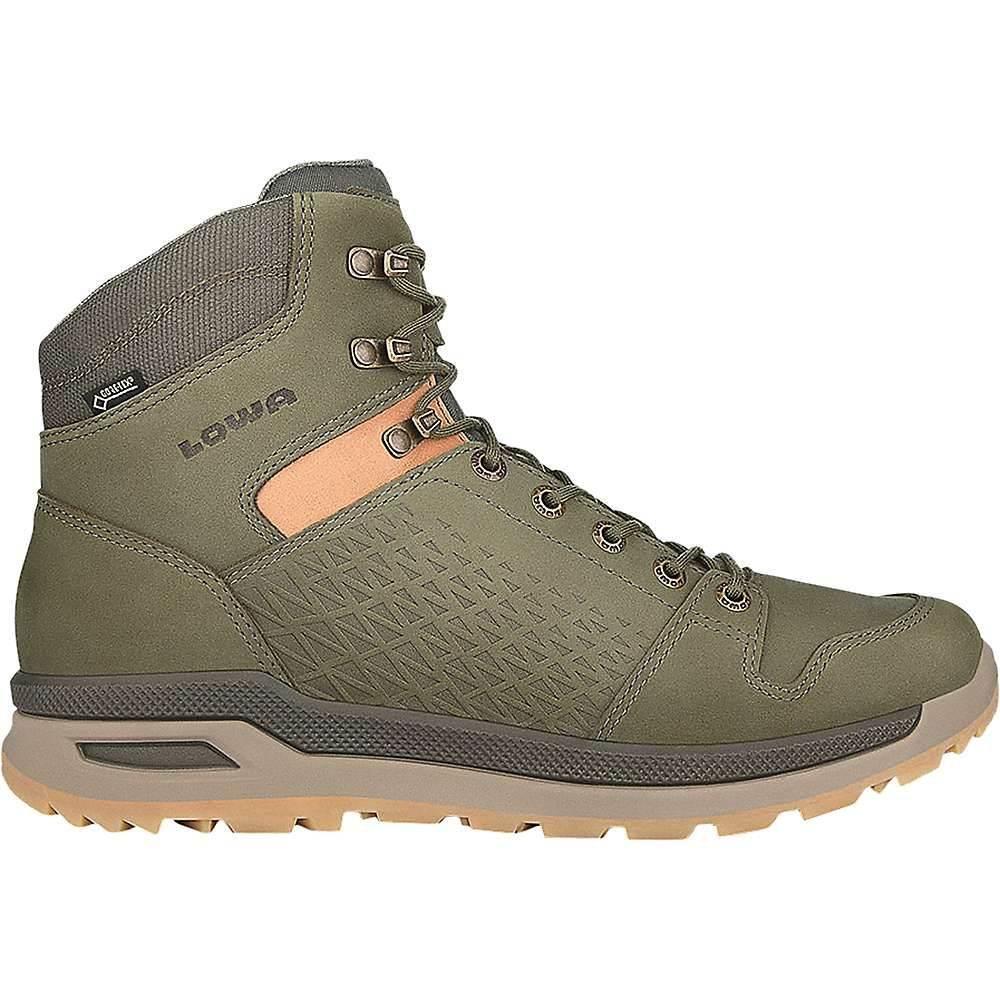 ローバー Lowa Boots メンズ ハイキング・登山 ブーツ シューズ・靴【Lowa Locarno GTX Mid Boot】Forest