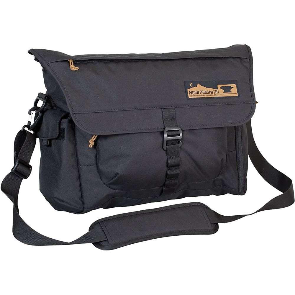 マウンテンスミス Mountainsmith ユニセックス バッグ 【Adventure Office Bag - Regular】Heritage Black