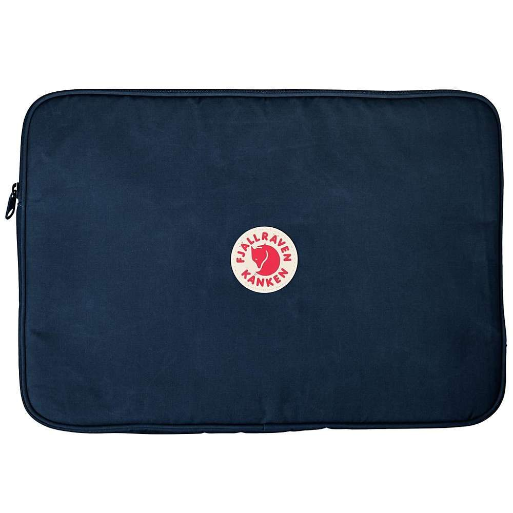 フェールラーベン Fjallraven ユニセックス パソコンバッグ カンケン バッグ【Kanken 15 Inch Laptop Case】Navy