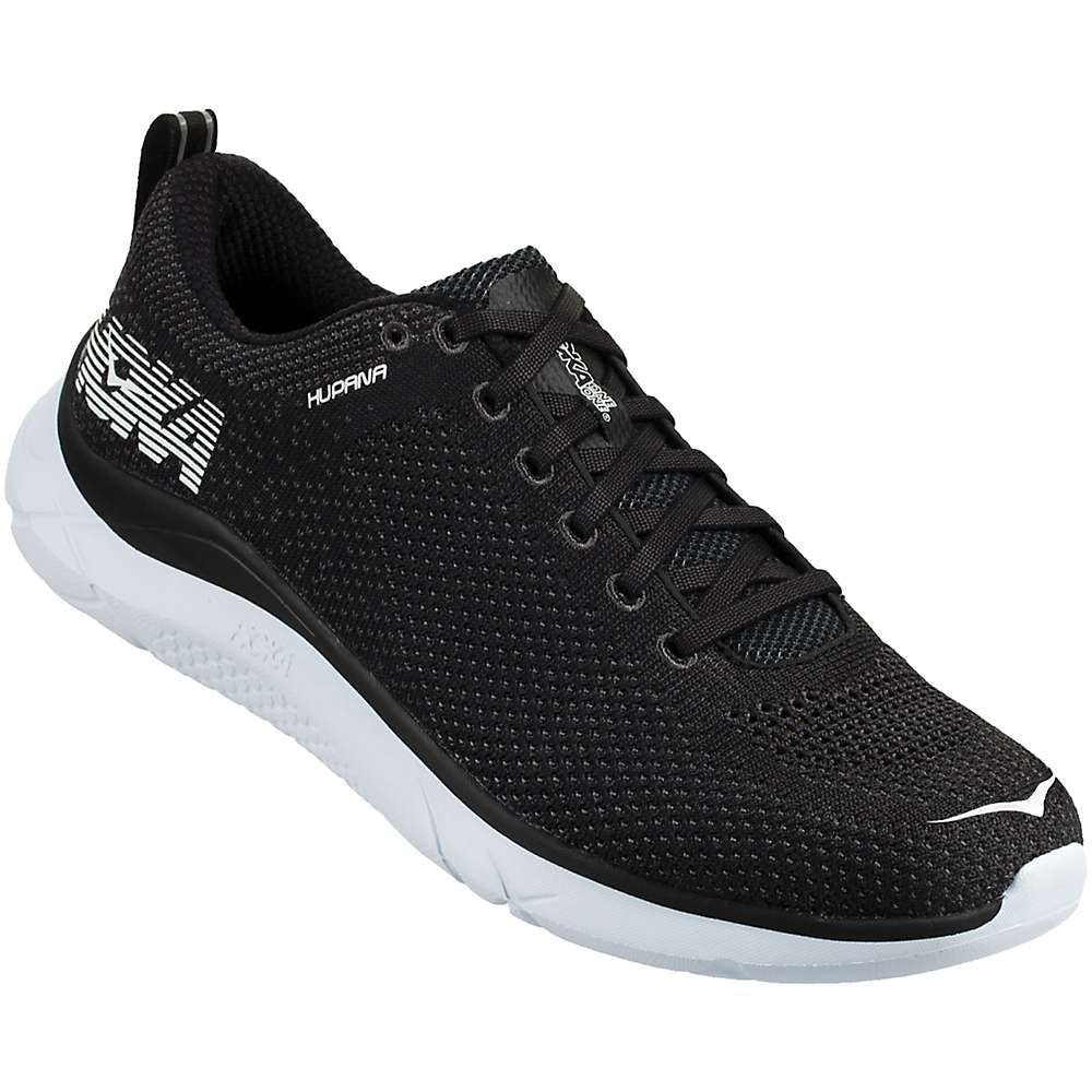 ホカ オネオネ Hoka One One メンズ ランニング・ウォーキング シューズ・靴【Hupana 2 Shoe】Black/White